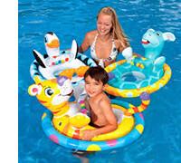 Плавательные надувные круги, фото Sevenmart
