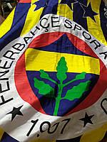 Декоративная ткань Флаг чемпионата 93*156 см