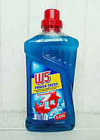 Средство для мытья пола W5 Multi-Purpose Cleaner морской 1.25 л
