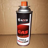 Газ всесезонный для горелок баллон 450ml 220г