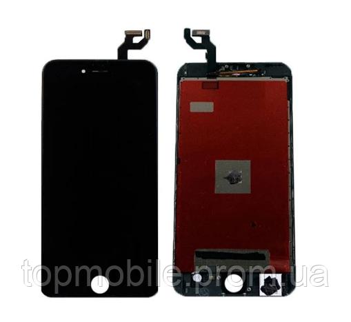 Модуль iPhone 6S Plus чёрный, копия ( дисплей, сенсор, стекло, экран)
