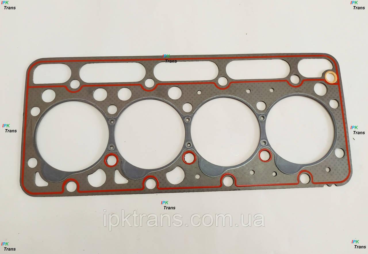 Прокладка ГБЦ двигателя Kubota (Кубота) V2203 АСБЕСТ (1170 грн)  1901303311