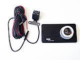 """DVR Z30 5"""" Full HD з виносною камерою заднього виду, фото 8"""