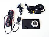 """DVR Z30 5"""" Full HD з виносною камерою заднього виду, фото 9"""