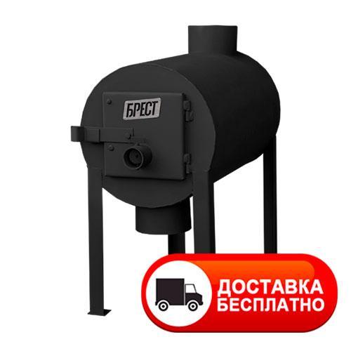 "Буржуйка булерьян ""Брест-200"" вертикальная"