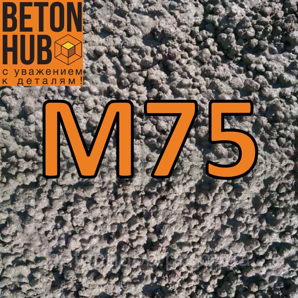 М75 керамзитобетон бетон капсула купить