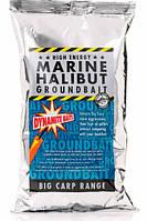Сыпучая прикормка Dynamite Baits Marine Halibut Groundbait (морской палтус) 1кг