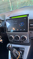 Штатная магнитола Mazda 5 2005-2010  на базе Android 8.1 Экран 9 дюймов