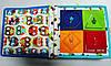 Развивающая Mягкая Книжка из Фетра, Мягкая текстильная книжка handmade (RB01045), фото 4