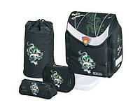 """Ранець каркасний HERLITZ """"FLEXI PLUS"""" з наповненням (сумка для вуття,пенал,косметичка,ланч бокс) №11160991"""