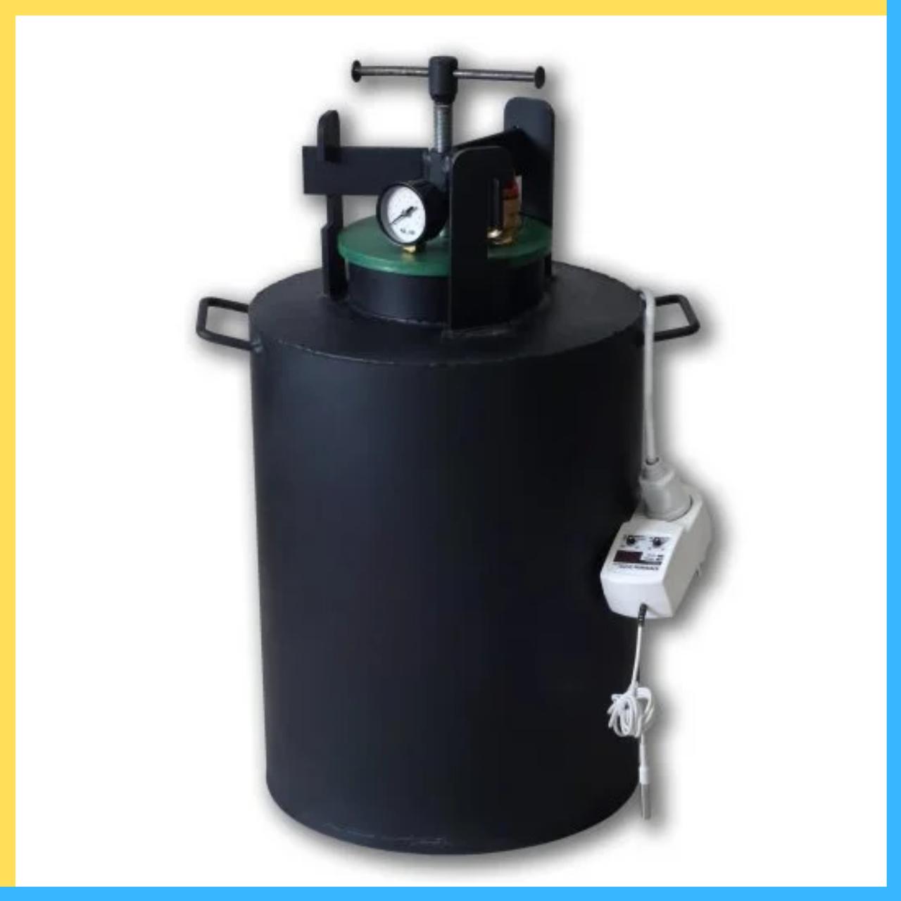Автоклав электро ( 5 банок- 1л 16 банок-0.5 л)