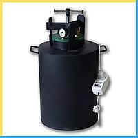 Автоклав электро ( 5 банок- 1л 16 банок-0.5 л), фото 1