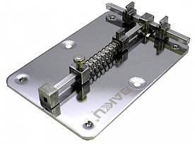 Монтажный столик BAKU BK686 (держатель на пружинах)