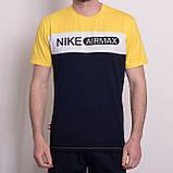 Чоловіча спортивна футболка Nike, фото 3