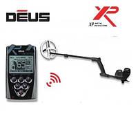 Металлоискатель XP DEUS 22HF RC (с высокочастотной катушой и блоком управления)