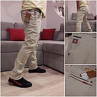 Мужские коттоновые джинсовые брюки весна осень фабричное качество