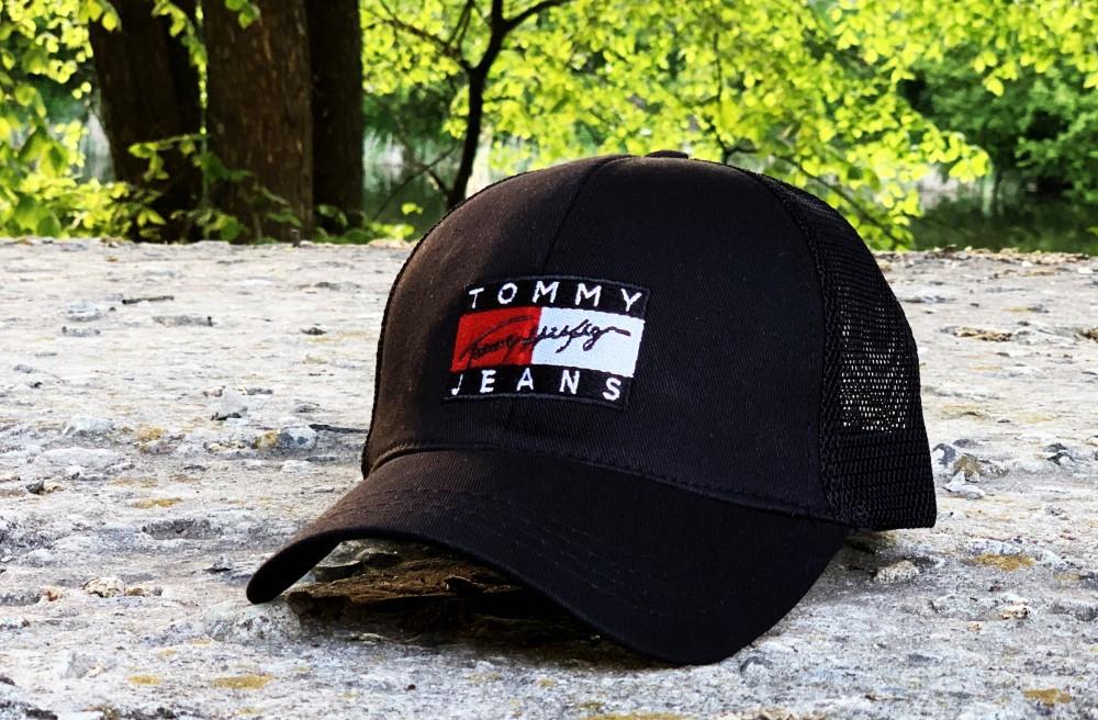 Кепка Tommy Hilfiger classic Черная