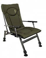 Кресло карповое складное Elektrostatyk F8R (до 110 кг)