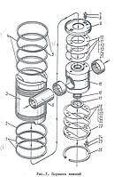 Ползушка уплотнительная Д100.04.009-27