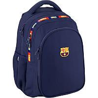 """Рюкзак шкільний """"Barcelona"""", Кайт (BC20-8001M-2), фото 1"""