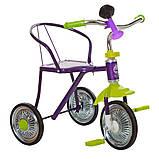 Велосипед 3-х колесный для юных водителей, фото 2