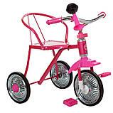 Велосипед 3-х колесный для юных водителей, фото 3