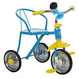 Велосипед 3-х колесный для юных водителей, фото 4