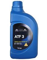 Трансмісійне масло Mobis (Hyundai/Kia) ATF 3 1л