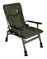 Кресло карповое складное Elektrostatyk F5R (до 110 кг)