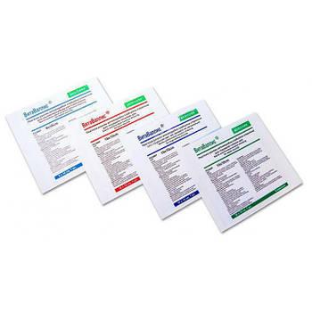 Повязка Medicare антимикробная сорбционная стерильная для лечения кожных повреждений 5х5 см