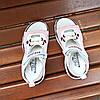 Рожеві дитячі босоніжки, шльопанці сандалі на липучці босоніжки шльопанці сандалі на липучці, фото 2