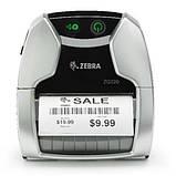 Мобильный принтер этикеток Zebra ZQ320, фото 2
