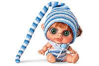 Лялька пупс Berjuan БЕБІ БИГГЕРС з запахом ванілі 14 см (CASTANO), фото 1