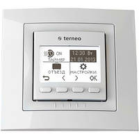 Программируемый терморегулятор для инфракрасных панелей и конвекторов terneo pro unic*