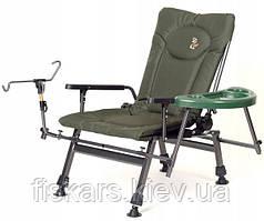 Кресло карповое складное Elektrostatyk F5R ST/P (до 110 кг)