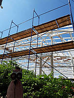 Строительные леса рамные лрсп комплектация 2 х 3 (м)
