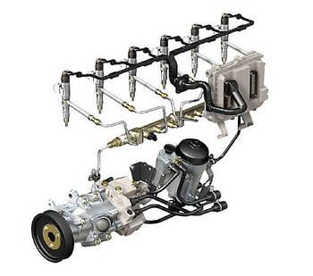 Топливная система УАЗ 452