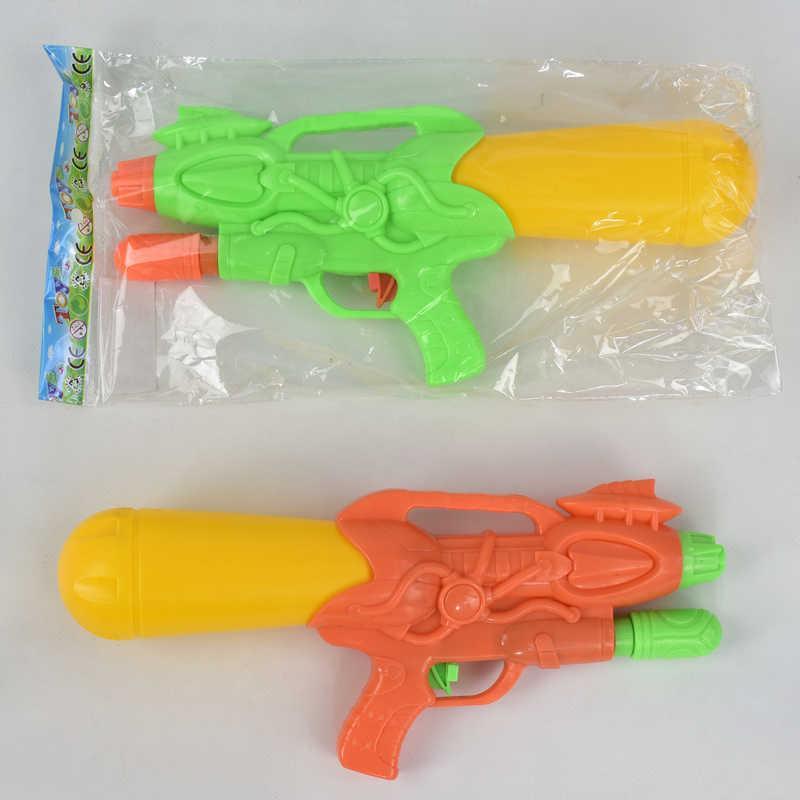 Водный пистолет 920-1 (144/2) с насосом, 2 цвета, в кульке