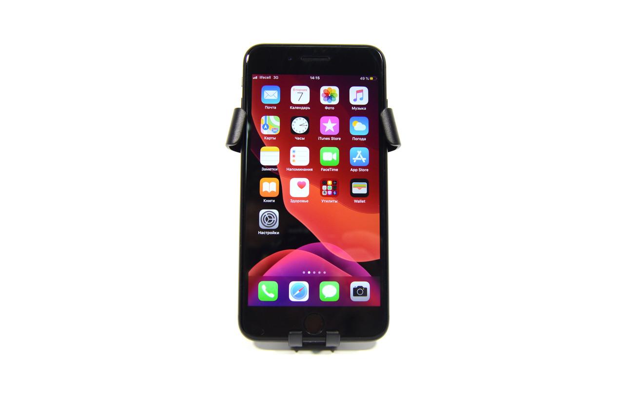 Автомобільна бездротова зарядка-тримач для телефона HWC-3 (Wireless car charger)