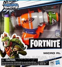 Бластер Nerf Microshots Fortnite Micro RL