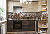 Верхняя тумба с сушкой В06-800 кухня Оптима  тм Эверест, фото 5