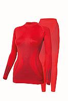 Комплект женского термобелья Haster UltraClima S-M Красный (h0198)
