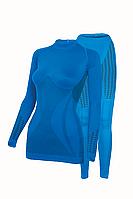 Комплект женского термобелья Haster UltraClima L-XL Синий (h0196)