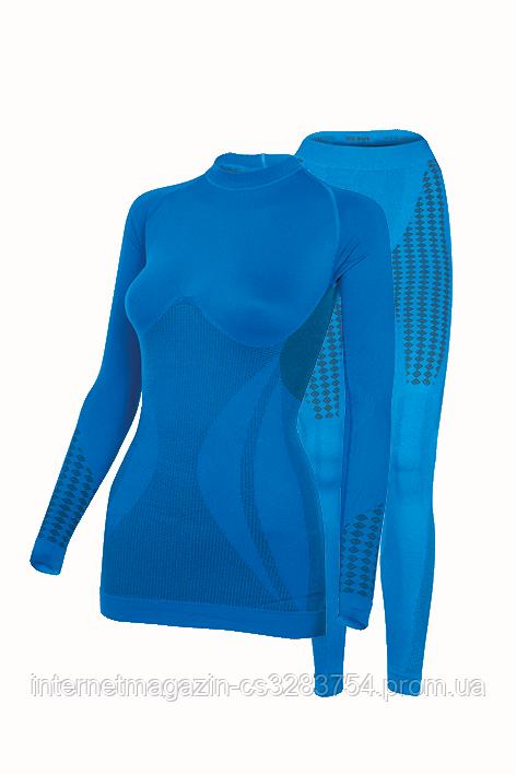Комплект женского термобелья Haster UltraClima S-M Синий (h0194)