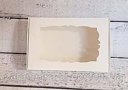 Коробка для пряников с окошком 10*15см