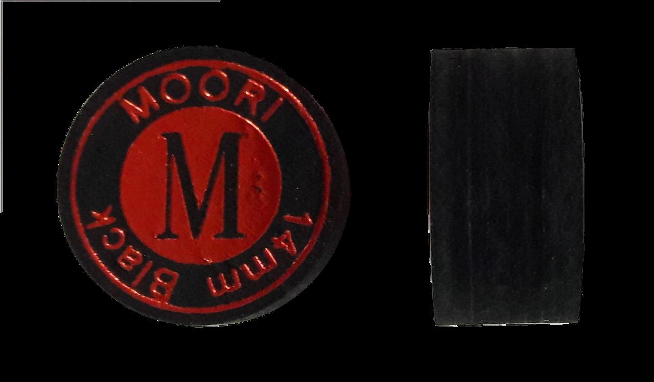 Наклейки для кия «Moori» M 14мм