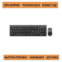 Комплект REAL-EL Standard 503 Kit, USB, black (клавиатура + мышь)