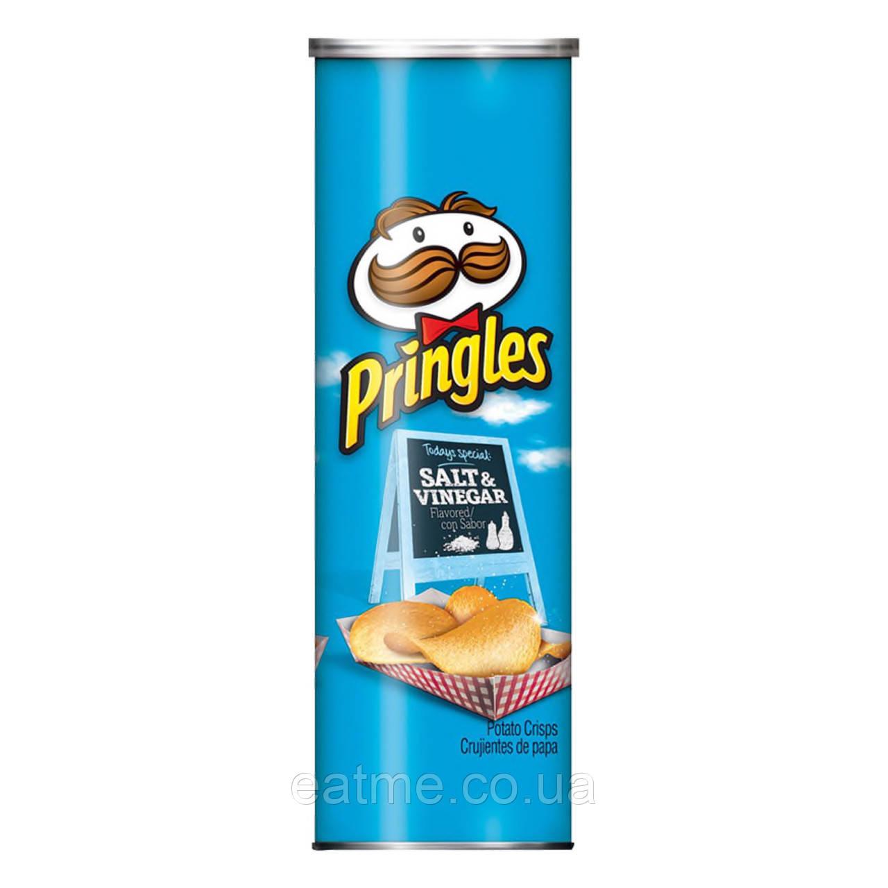 Pringles Соль и уксус
