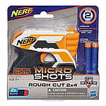 Бластер Nerf Micro Shots Elite Rough Cut 2х4, фото 2