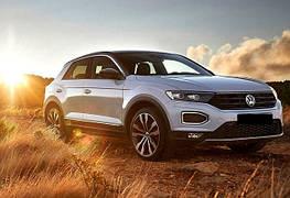 Диски и шины на Volkswagen T-Roc